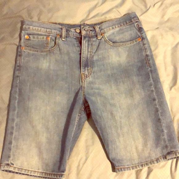 Levi's Other - Levi Jean shorts